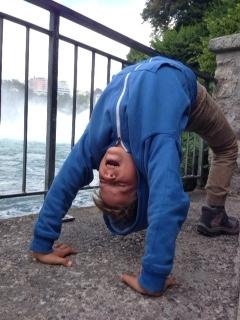 Yoga Mannheim Glück