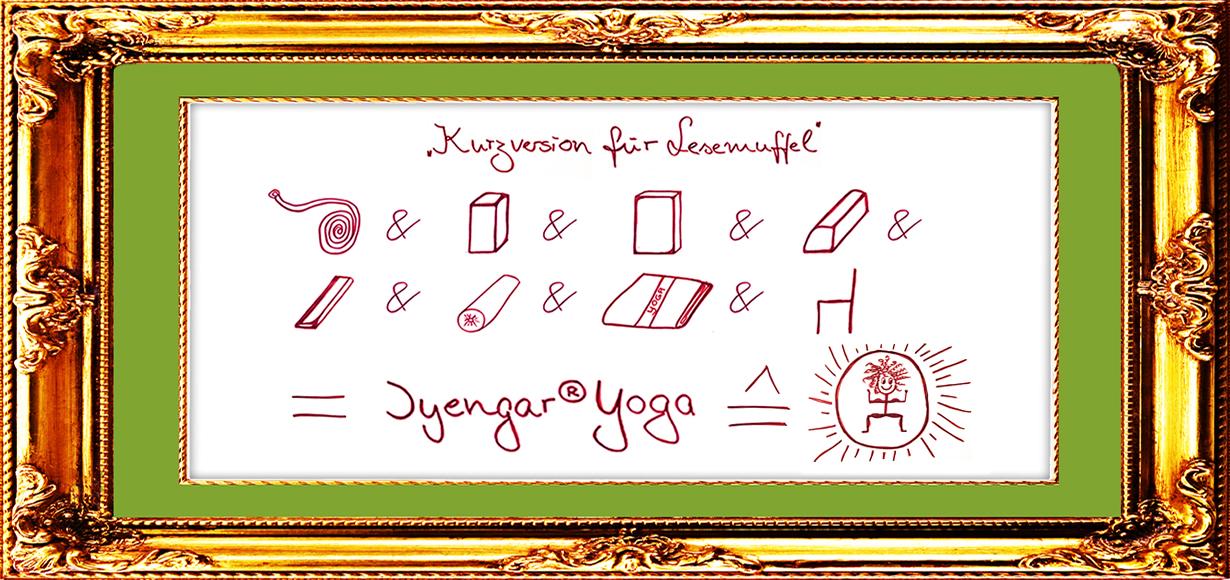 Yoga Mannheim Comic