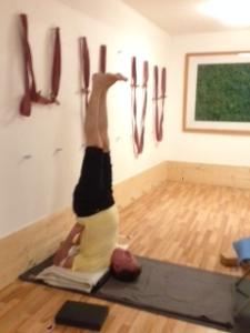 Yoga Mannheim Empfehlung Nadja Fuss